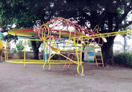 大泉富士幼稚園 飛行機