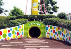 大泉富士幼稚園 フジトンネル